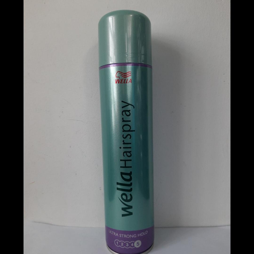 Лак для волосся Wellaflex 400 мл (Велла блиск і фіксація суперсильная фіксація №5)