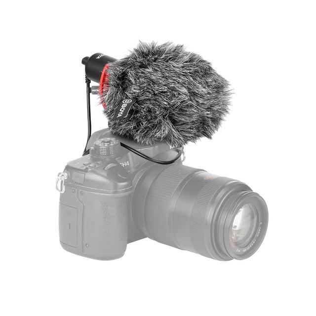 Накамерные микрофоны