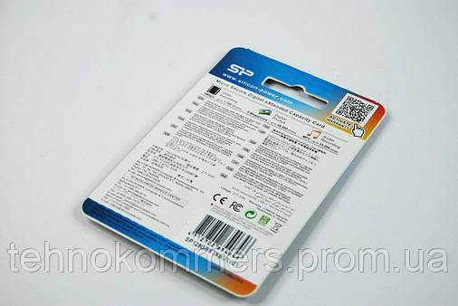 Карта пам'яті SiliconPower microSDXC Elite Color 128GB Class 10 UHS-I R-80MB/s Без адаптера, фото 2