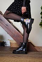 """Ботинки Dr. Martens """"Черные"""", фото 2"""
