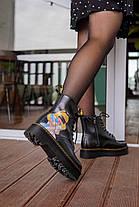 """Ботинки Dr. Martens """"Черные"""", фото 3"""