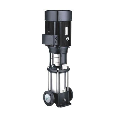 Насос Центробежный Вертикальный LEO LVR2-15 1,5кВт Многоступенчатый, Трехфазный