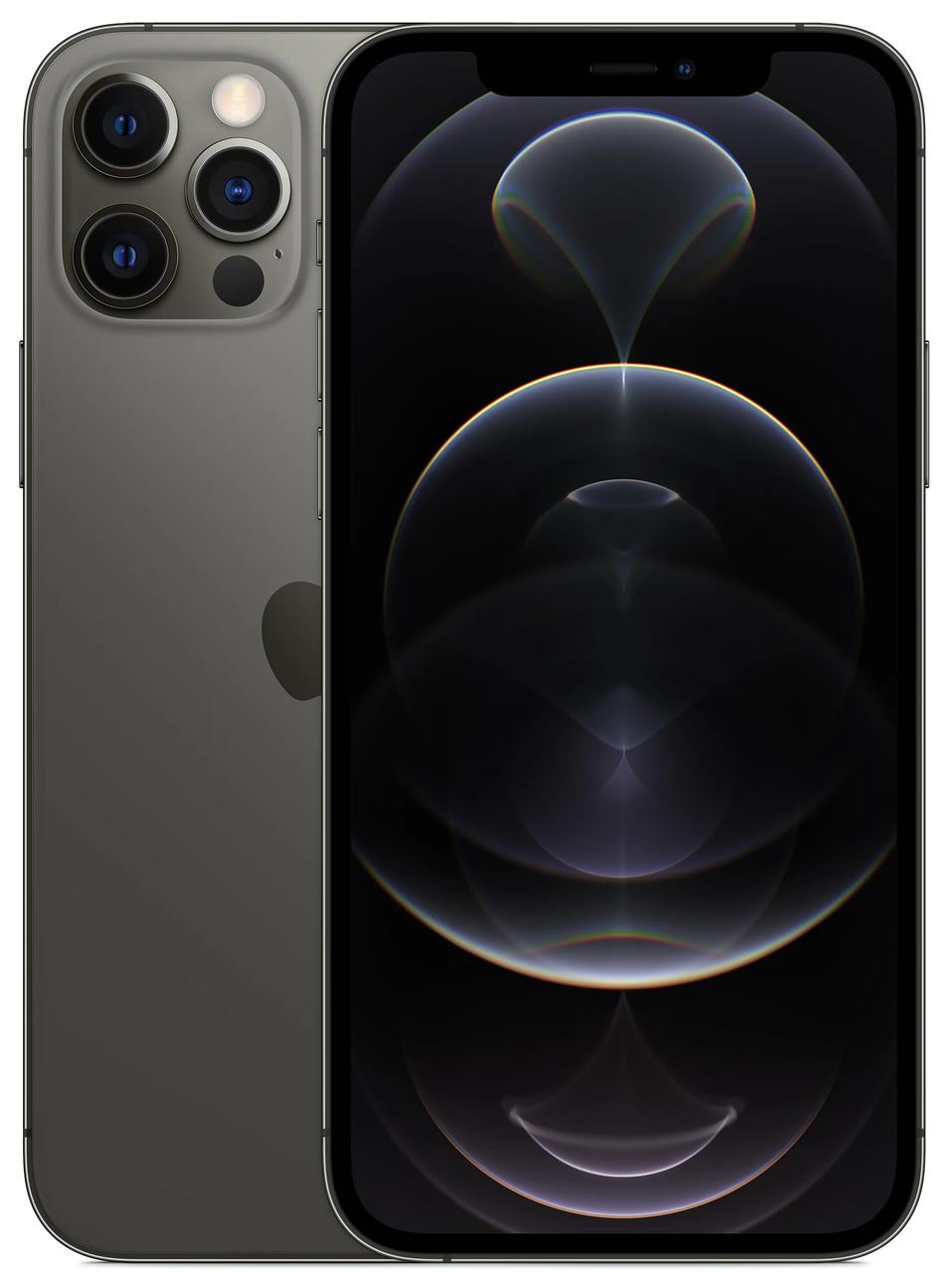 Смартфон Apple iPhone 12 Pro Dual Sim 128GB Graphite (MGL93)