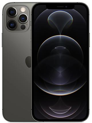 Смартфон Apple iPhone 12 Pro Dual Sim 128GB Graphite (MGL93), фото 2
