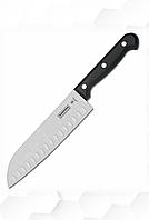 Мощный, долговечный кухонный нож Tramontina 23868/107 ULTRACORTE сантоку, фото 1