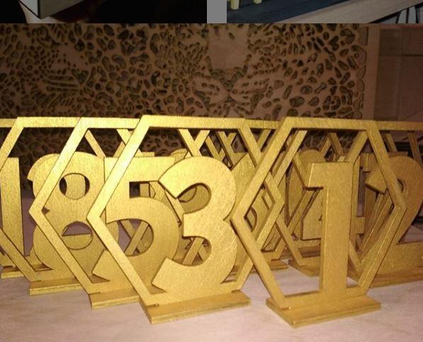 Номерки на  стол  Номерки_на_стол_шестигранник