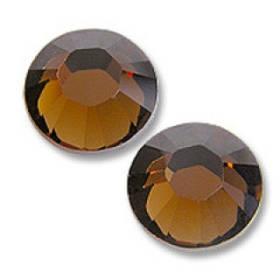 Камені Сваровські Smoked Topaz(100 шт)
