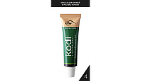 Краска для бровей и ресниц черная (15 ml) Kodi