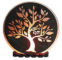 Соляная лампа SaltLamp Дерево №2 3-4 кг