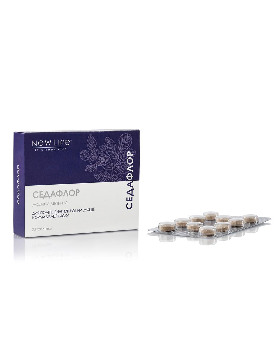 Добавка диетическая для  нервной и сердечно-сосудистой системы «Седафлор»