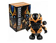 Интерактивная игрушка танцующий  робот трансформер Бамблби со световыми и звуковыми эффектами (KG-341), фото 2