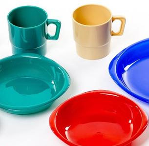 Миски тарелки чашки стаканы