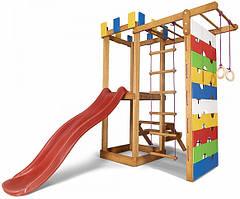 Дитячий ігровий комплекс для будинку SportBaby Babyland-14