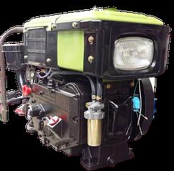 Двигун ДД180В