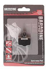 Колодки под дисковый тормоз Baradine DS-44+SP-44