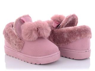 Угги детские Victoria-A908 розовый