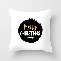 Декоративная подушка - Merry Christmas