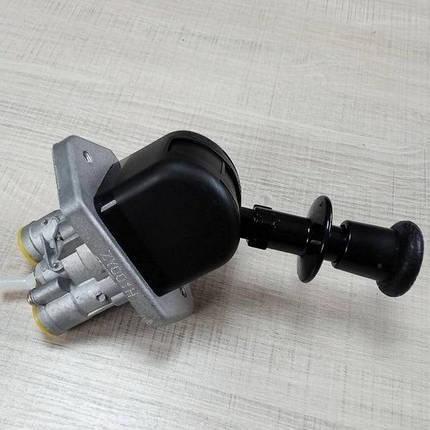 Кран стояночного (ручного) тормоза FAW 1061, Фав 1061 Faw, фото 2