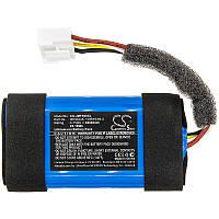 Аккумулятор JBL Flip 5 JBLFLIP5WHTAM ID1060-B 1INR19/66-2 6800mAh CS-JMF500XL Cameron Sino