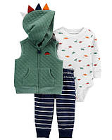 Детский набор одежды для мальчика/дитячий набір одягу для хлопчика від Carters