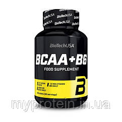 BioTech Бца BCAA + B6 (100 tab)