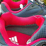 Мужские кроссовки термо Adiadas Terrex Swift r2 Blue Великаны, фото 7