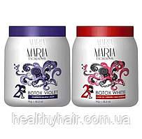 Ботокс для волос Maria Escandalosa Botox white 1000 г  Btx Violet 1000 г