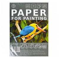 """Бумага для рисования """"Офорт"""", Размер А3, 10 листов"""