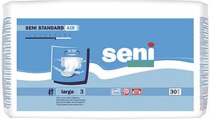 Подгузники для взрослых Seni Standard Air Large 30 шт (5900516693596)