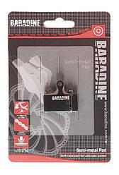 Колодки под дисковый тормоз Baradine DS-52+SP-52