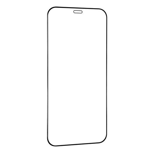 Захисне скло Apple iPhone 12 Mini 5D прозоре (чорне) Pro Gelius