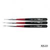 Набор кистей для художественной росписи (нейлон) SK-10