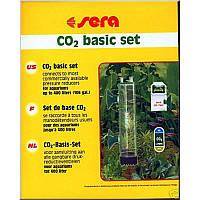 SERA (Сірка) CO2 BASIC SET Набір базовий для акваріумних рослин добрива