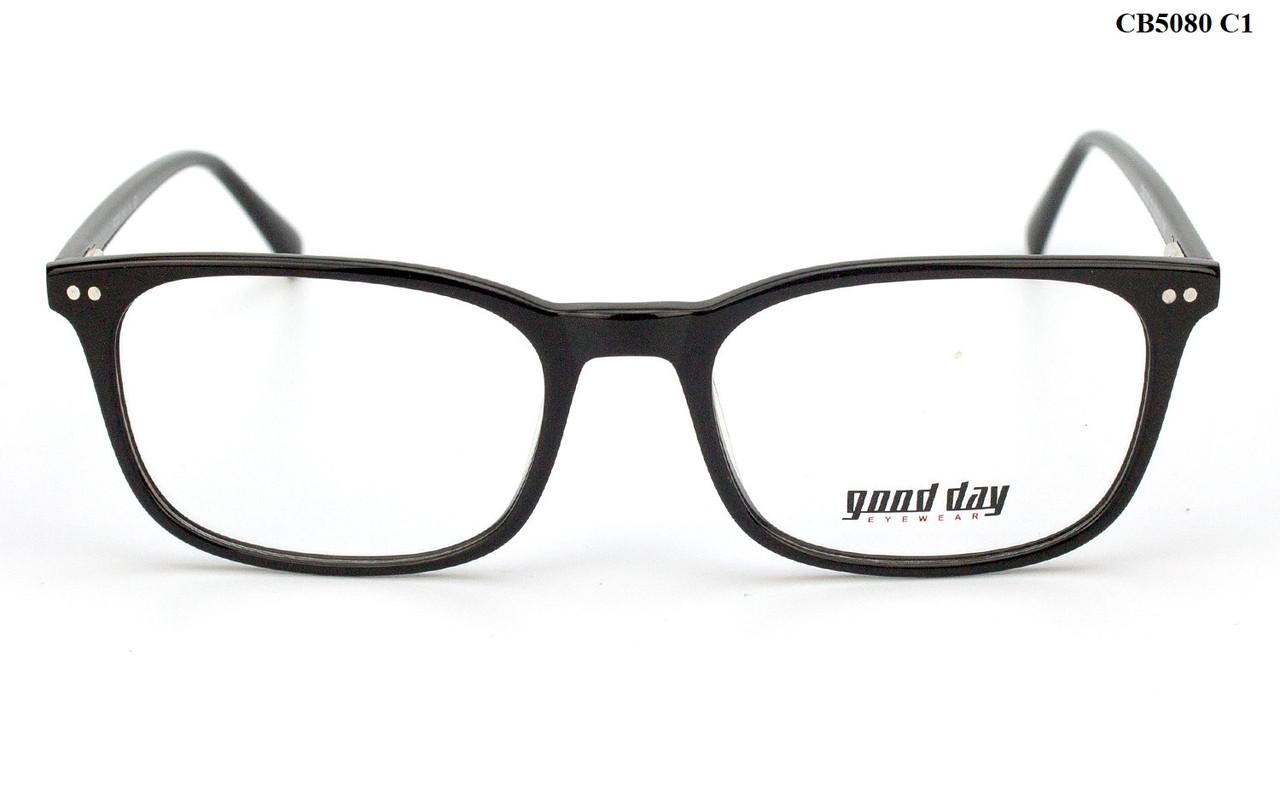 Черная оправа для очков Good Day