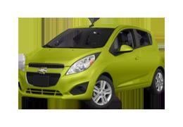 Брызговики для Chevrolet (Шевроле) Spark 3 2009-2018