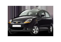 Брызговики для Chevrolet (Шевроле) Spark 2 2005-2008