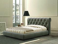 Мягкие двуспальные кровати