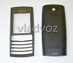 Корпус Nokia X2 05 чёрный без клавиатуры не дорогой