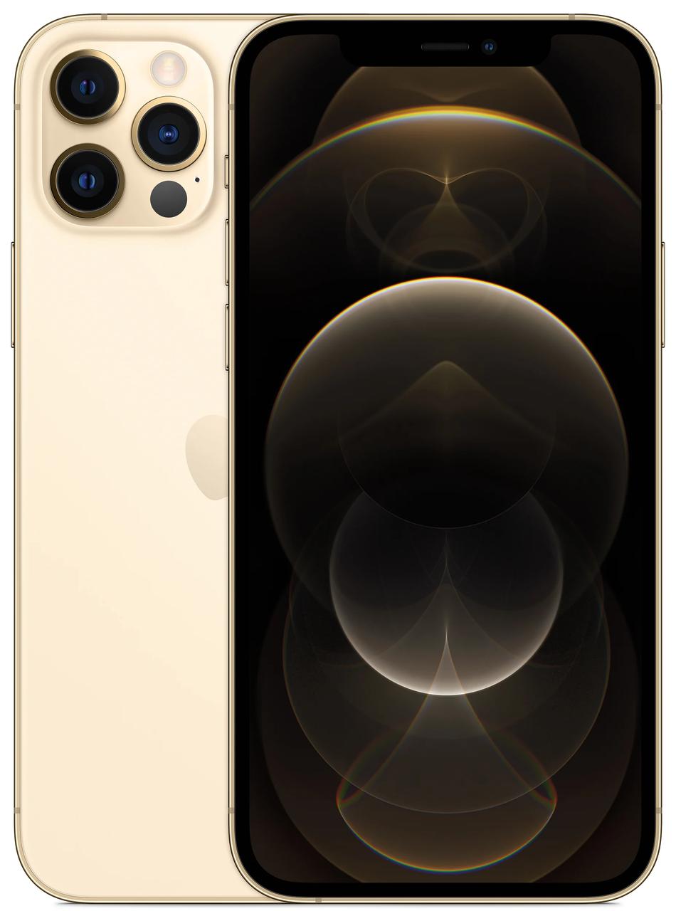 Смартфон Apple iPhone 12 Pro Dual Sim 256GB Gold (MGLG3)