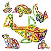 Магнитный конструктор Развивающий конструктор Конструкторы для ребенка Детские конструкторы, фото 2