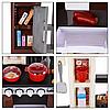 Кухня (32 предмета) Детская кухня с посудой Игрушечная кухня для девочки Игровой набор кухня для детей, фото 3