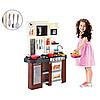 Кухня (32 предмета) Детская кухня с посудой Игрушечная кухня для девочки Игровой набор кухня для детей, фото 6