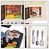 Кухня (32 предмета) Детская кухня с посудой Игрушечная кухня для девочки Игровой набор кухня для детей, фото 8