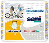 Подгузники-Трусики Для Взрослых Seni Active Normal Extra Large 10 Шт (5900516693060), фото 1