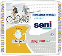 Подгузники-трусики для взрослых Seni Active Normal Large 10 шт (5900516693053), фото 1