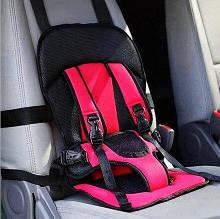 Бескаркасное детское автокресло Multi Function Car Cushion / Кресло автомобильное