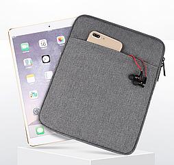 Чехол для iPad Air/Pro  9,7''/10,5'' - темно серый