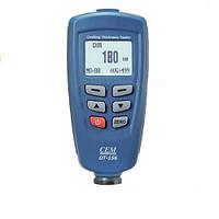 CEM DT-156 Измеритель толщины лакокрасочного покрытия (Fe/NFe)
