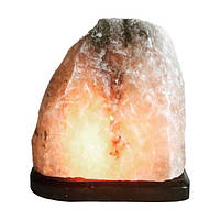 Соляна лампа SaltLamp Скеля 4-5 кг