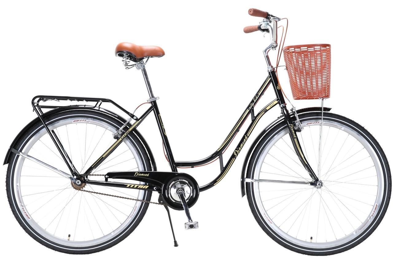 Велосипед 28 Titan Diamond Lady